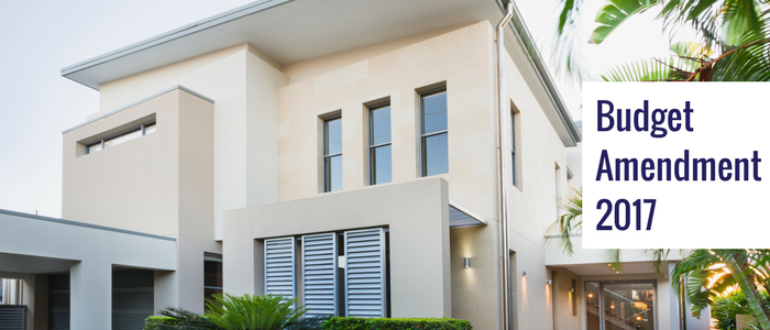 New Legislation for Claiming Depreciation on Investment Properties has now been passed