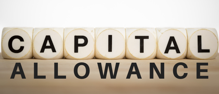 What is Capital Allowance?