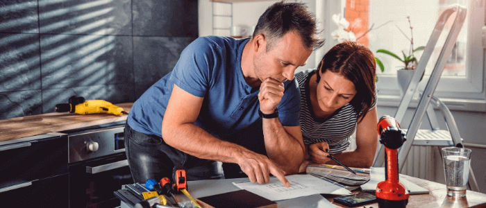 Can I use the HomeBuilder grant to renovate my investment property?
