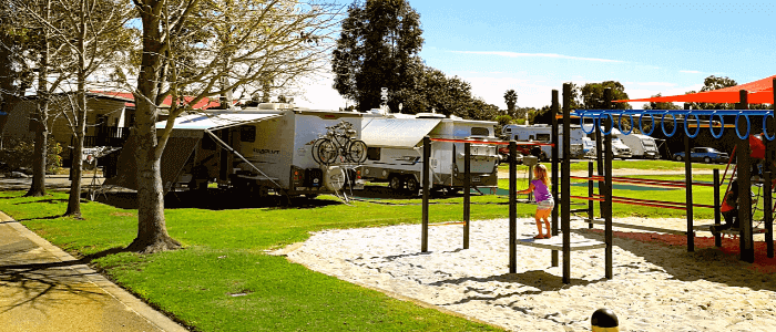 Claiming depreciation deductions on holiday parks